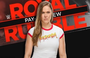 Ronda Rousey Current Royal Rumble Status