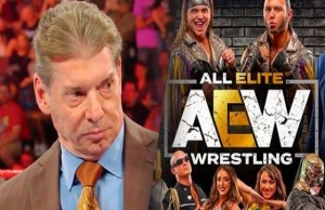 Vince McMahon Talks AEW