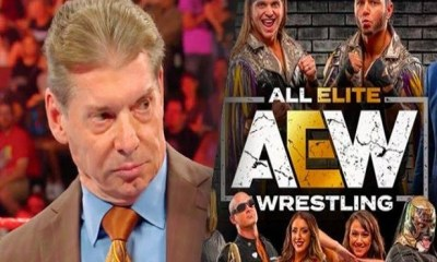 Vince McMahon Talks AEW