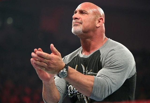 Bill Goldberg Wrestling legend