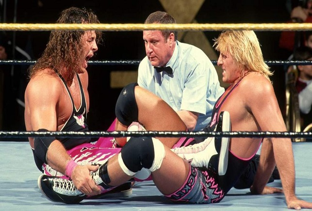Bret Hart vs Owen Hart Showdown