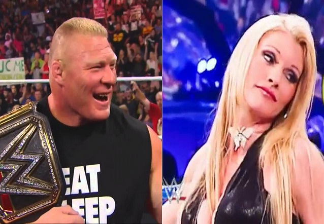Brock Lesnar Is Married To Sable
