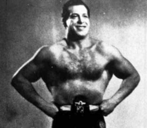 Carlos Rocha WWWF legend