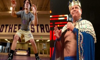 Jerry Lawler regrets not being close with his grandson, Blake Lawler