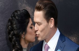 John Cena and Girlfriend Shay Shariatzadeh