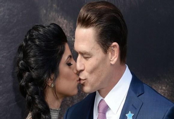 John Cena and Girlfriend Shay Shariatzadeh