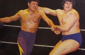 Killer Kowalski vs Tony Garea