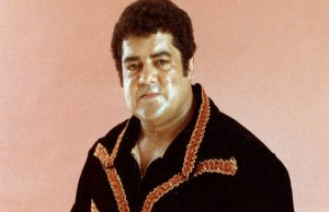 Legendary WWE Hall of Famer Pedro Morales
