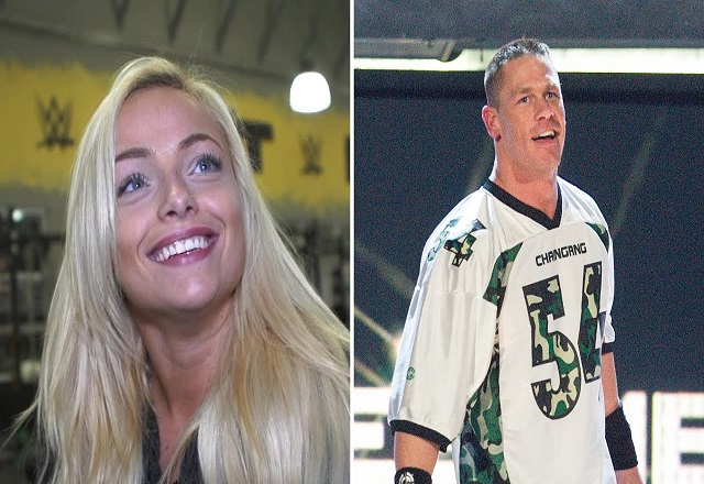 Liv Morgan has crush on John Cena