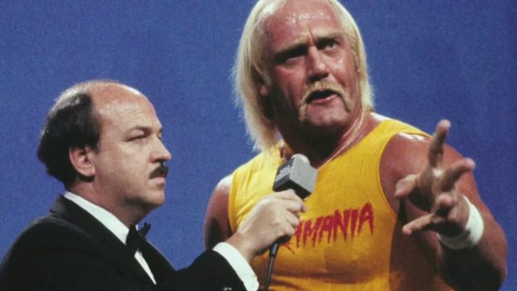 Mean Gene Okerlund WWE Hall of Fame career