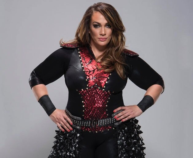 Nia Jax WWE woman Star