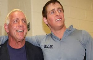 Ric Flair and Reid