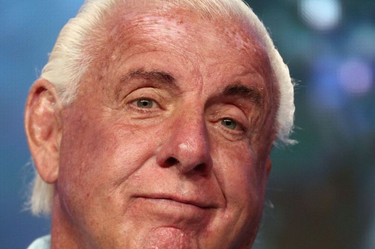 Ric Flair wrestling legend