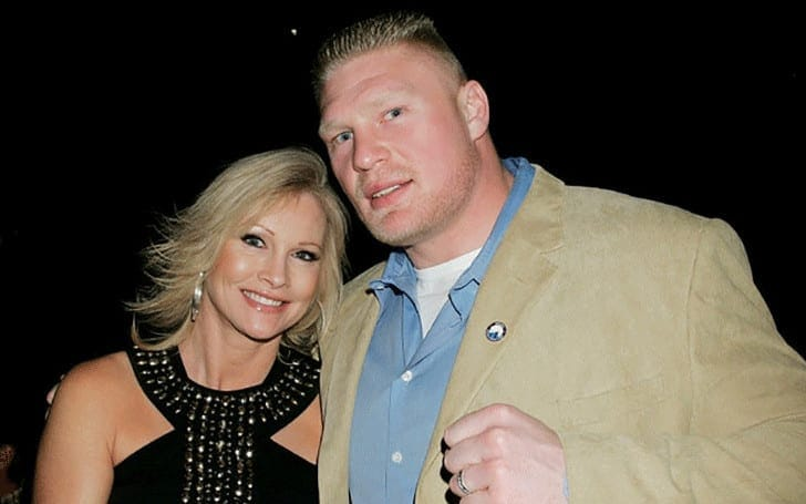 Sable married to Brock Lesnar