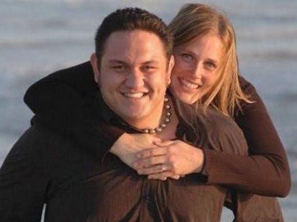 Samoa Joe Is Married To Jessica