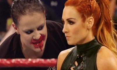 Shayna Baszler Responds To Becky Lynch Vampire Slayer