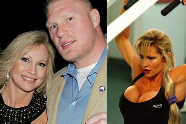 Stable started dating Brock Lesnar and they got married in 2006