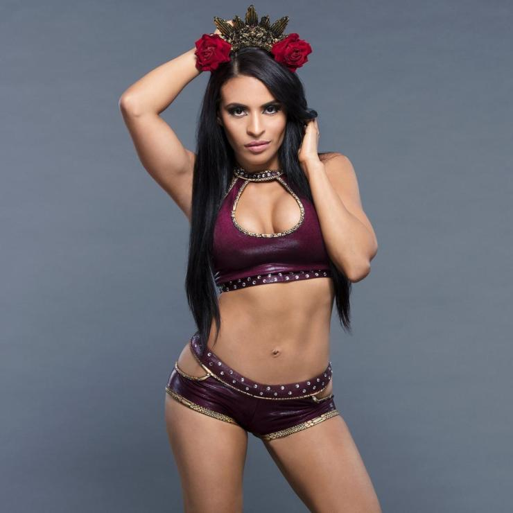 WWE star Zelina Vega