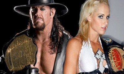 the undertaker michelle mccool