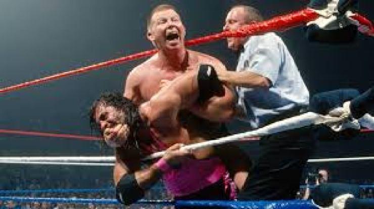 Bob Backlund fight