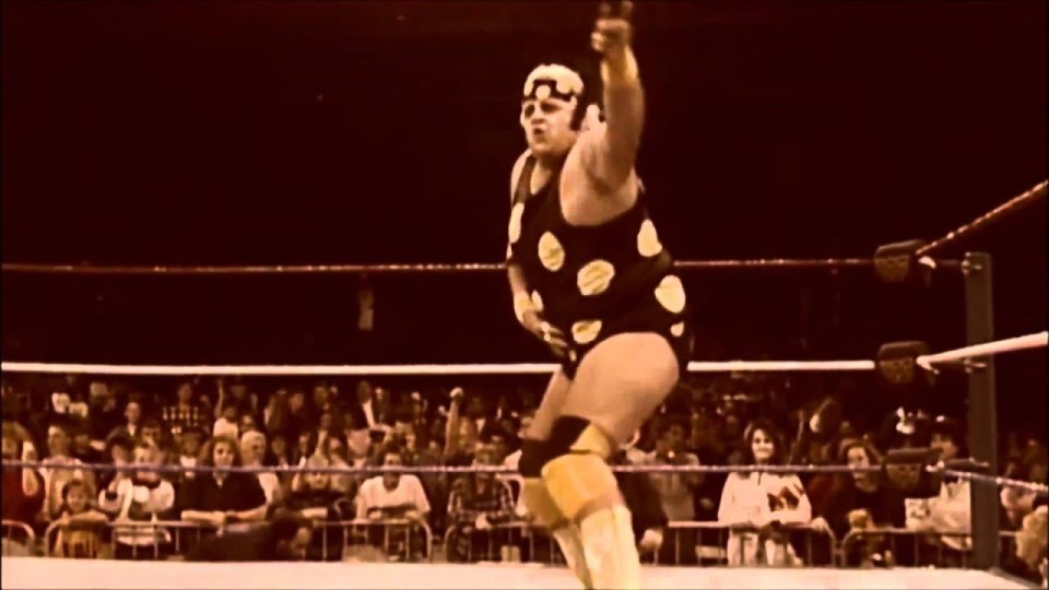 Dusty Rhodes act