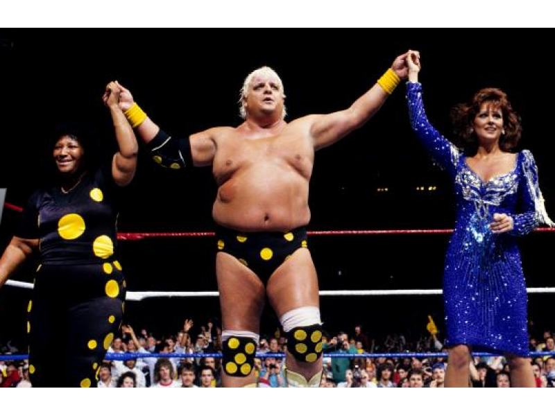 Dusty Rhodes win