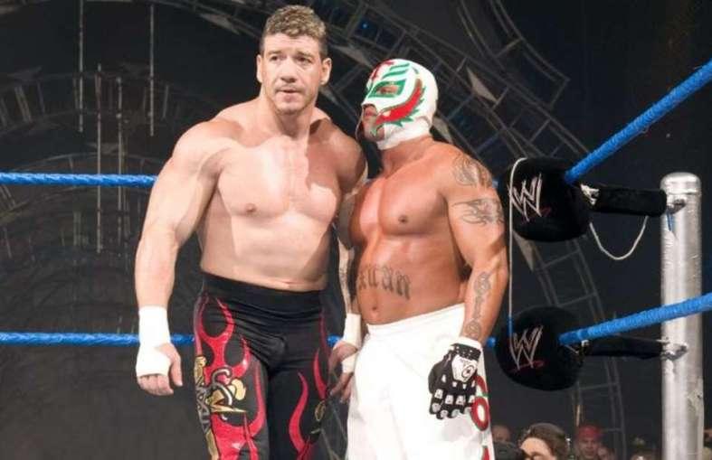 Eddie Guerrero and Ray Mysterio