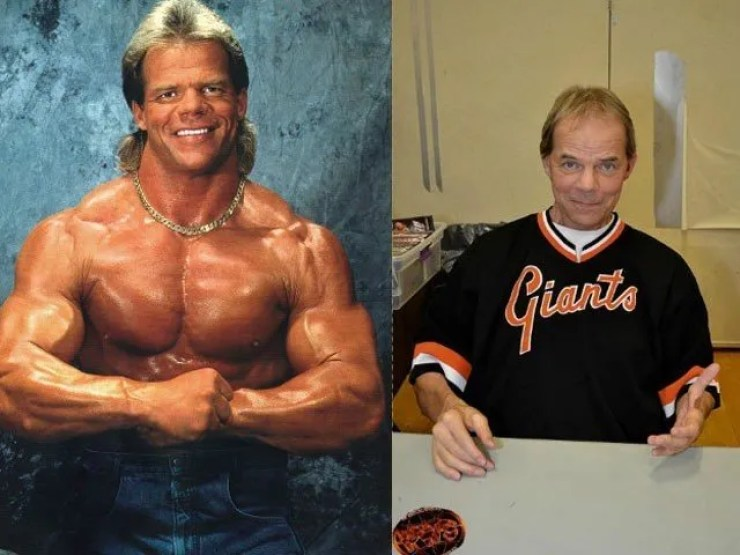 Lex Luger and sting