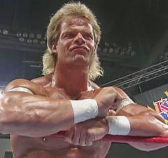 Lex Luger in the ring