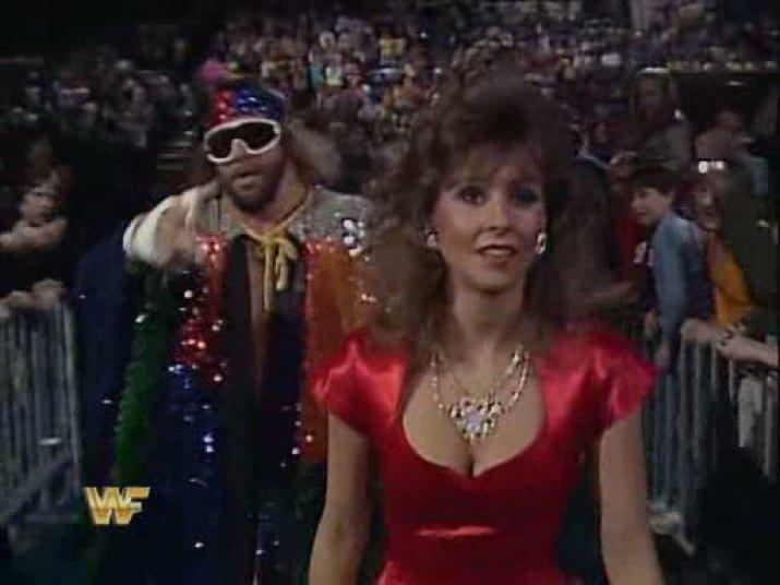 Miss Elizabeth WWF
