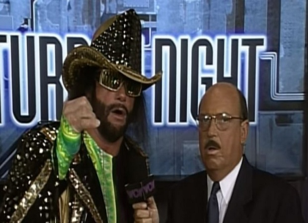Randy Savage died