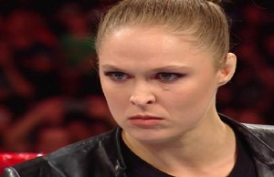 Ronda Rousey tears cry