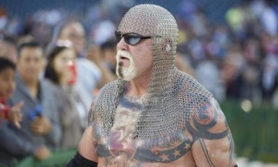Scott Steiner rushed to hospital after collapse
