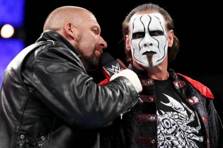 Sting & Triple H