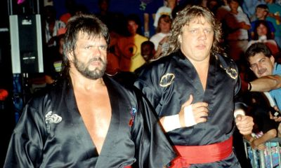Terry Gordy and Dr Death