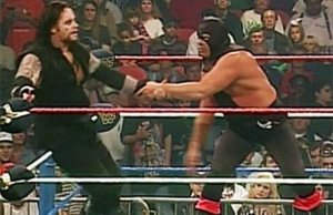 Terry Gordy and the Undertaker