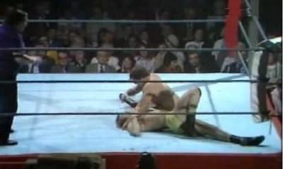 Wayne Bridges vs Steve Veidor