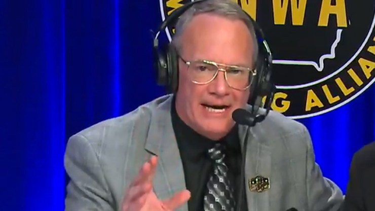 jim cornette speak