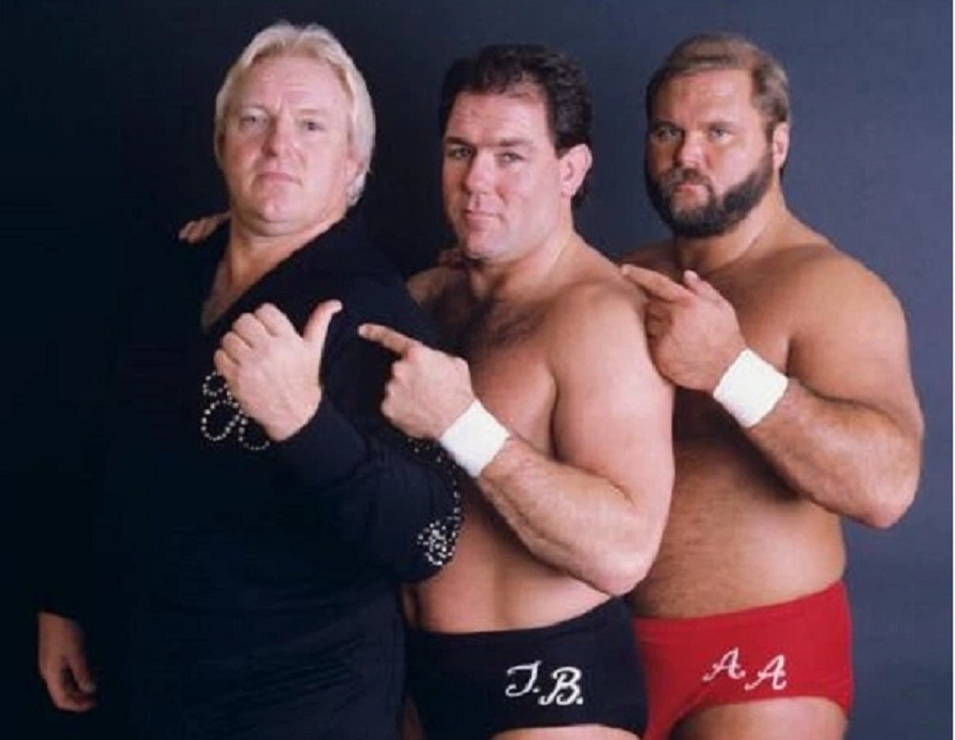 Brainer, Arn Anderson and Tully Blanchard