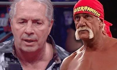 Bret Hart Calls Hulk Hogan A Phony piece