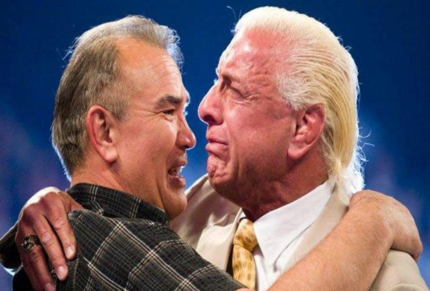 Ric Flair Ricky Steamboat trilogy