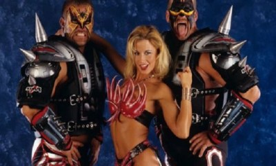 Road Warrior Animal discusses Sunny managing The Road Warriors