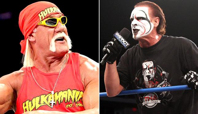 Sting & Hulk Hogan