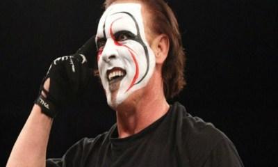 WWE legend Sting