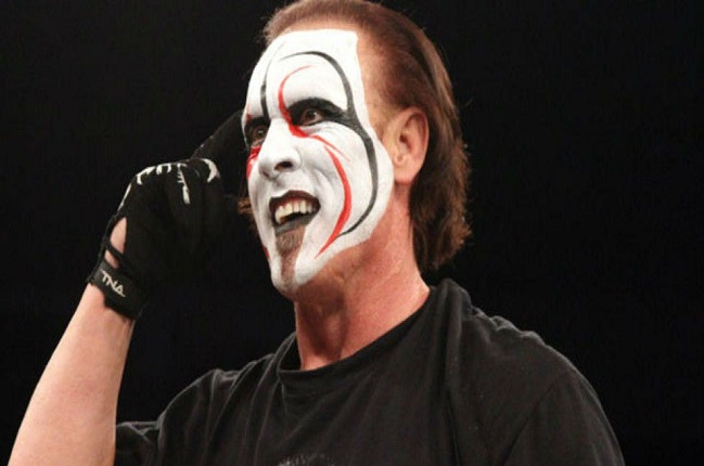 WWE legend Sting