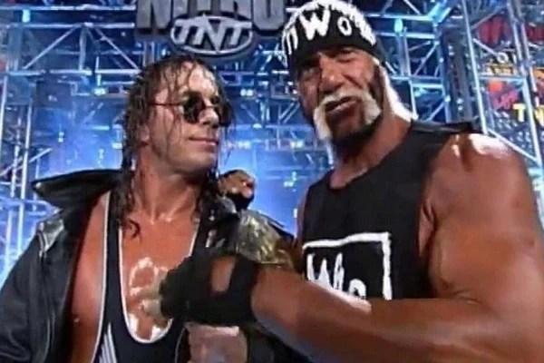 Wrestling legend Bret Hart calls Hulk Hogan
