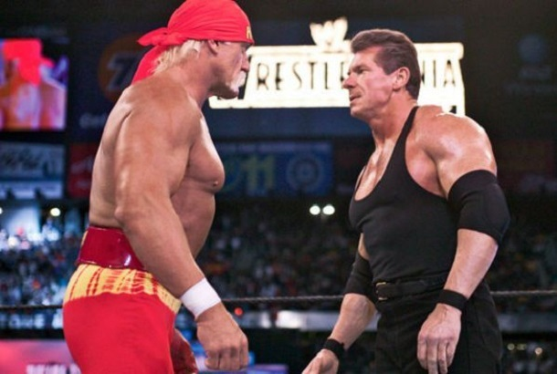 Hulk Hogan and Vince McMahon finally settled