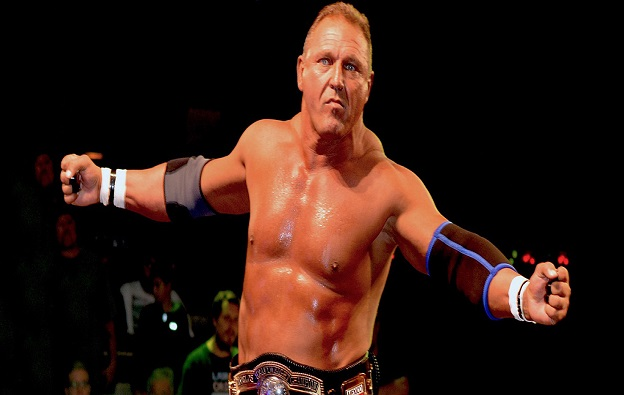NWA Champion Tim Storm