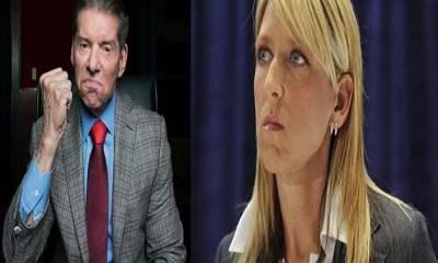 Vince McMahon and Martha Hart