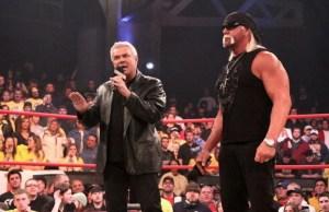 Eric Biscoff and Hulk Hogan speak
